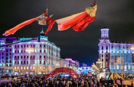 Гайд по фестивалю «Путешествие в Рождество»