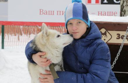 «Сокольники» заведут огромную Собаку-Обнимаку в 2019 году