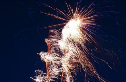 В ВАО подготовят 36 площадок для запуска новогодних фейерверков