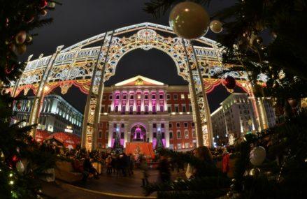 Концерты на фестивале «Путешествие в Рождество»!