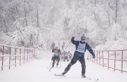Федерация лыжных гонок столицы проведет массовый «Московский классический марафон»