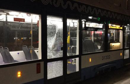 В Москве задержали мужчину, обстрелявшего трамвай из пневматического пистолета