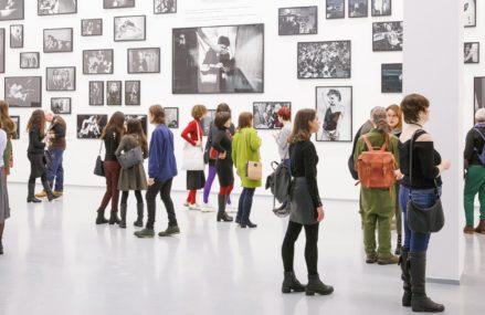 Архив Сержа Лидо и снимки Сергея Ястржембского: что посмотреть на биеннале «Мода и стиль в фотографии»