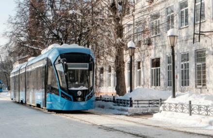 С 16 февраля маршруты трамваев № 9 и 50 объединят в один
