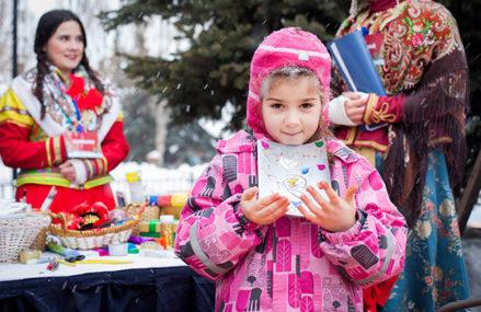 Куда пойти с детьми на 23 февраля: экскурсии, кино, игры в керлинг и лазертаг