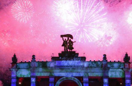 Танцевальный флешмоб, театр теней и салют: ВДНХ приглашает отметить 23 Февраля