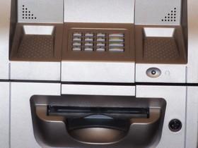 Сигнализация в банке в Новокосино спугнула вора, пытавшегося вскрыть банкомат