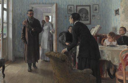 Третьяковка открыла продажу билетов на выставку «Илья Репин»