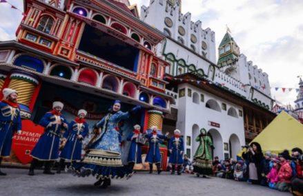 В Культурно-развлекательном комплексе «Кремль в Измайлово» пройдут широкие масленичные гуляния