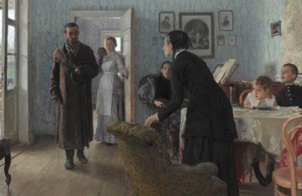 Третьяковская галерея открывает ретроспективу Ильи Репина