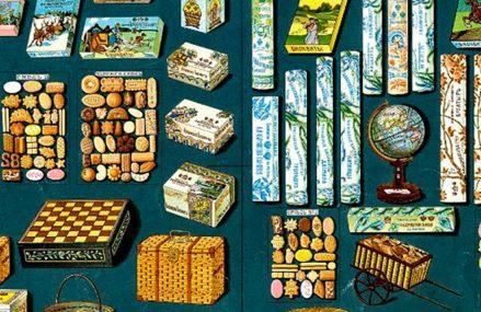 Истории вещей. Рассматриваем упаковки московских сладостей XIX века