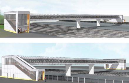 До конца 2019 года в столице откроются четыре стеклянных моста через пути Московского центрального кольца (МЦК).