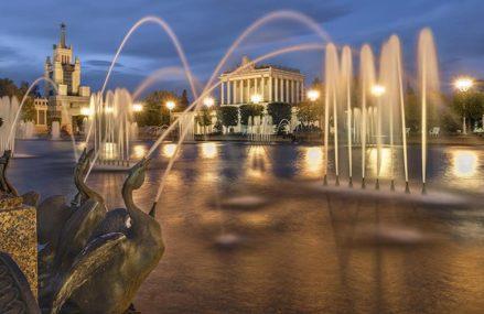 ВДНХ станет главным выставочным пространством Москвы