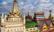 Потрясающие виды Измайловского кремля