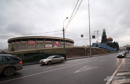 Исчезнувшая Москва: что было на месте стадиона «Олимпийский»?