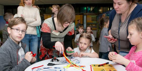В Дарвиновском музее отметят Международный день семьи