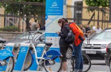 Прокат велосипедов стартовал в 18 парках Москвы