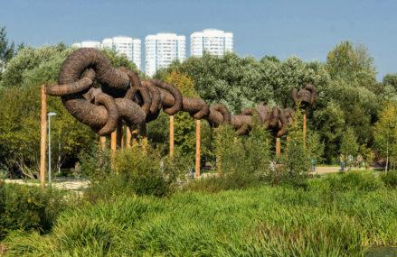 5 классных тематических парков, ради которых не надо ехать в центр Москвы