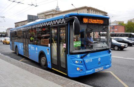 Изменениях в работе транспорта на праздники