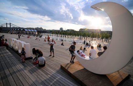 35 лучших мест под открытым небом в Москве