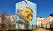 Лучшие граффити Москвы