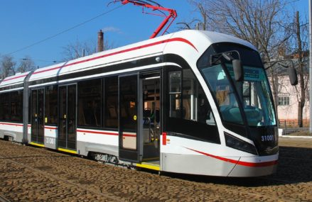 С 20 апреля изменятся маршруты трамваев № 12 и 34