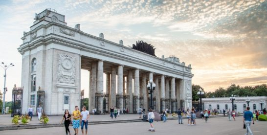 Самые интересные места вокруг станции метро «Парк Культуры»