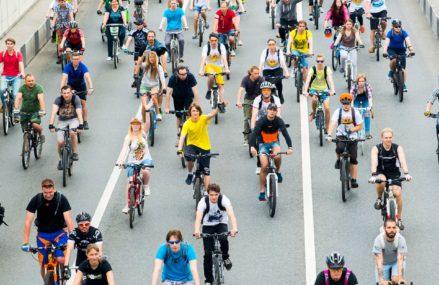 Массовый заезд, фристайл-шоу и индийский театр: чем удивит весенний велофестиваль