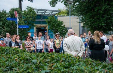 Парки Москвы запускают бесплатные курсы английского языка для детей