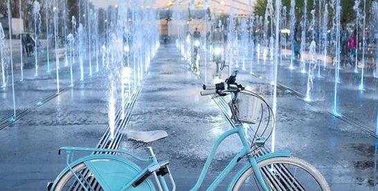 Лето — время для велосипедов