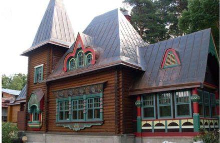 Теремок, вокзал, театр: 10 главных зданий Шехтеля