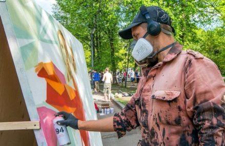 Бесплатные уроки граффити организуют 13 июля в парке Сокольники в Москве