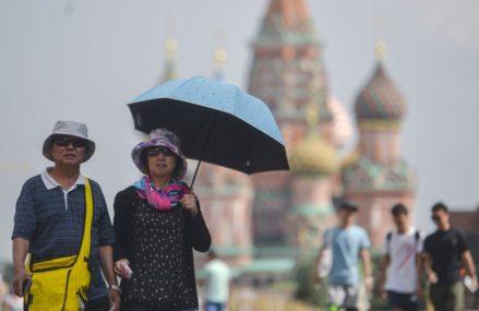 Иностранцы о Москве: удивительное и непостижимое