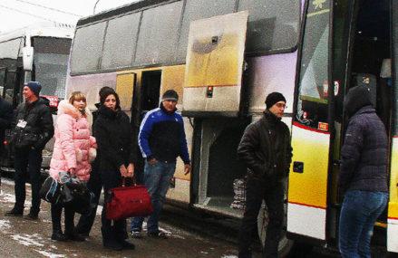 Больше всего опасных автобусов обнаружено на юге Москвы