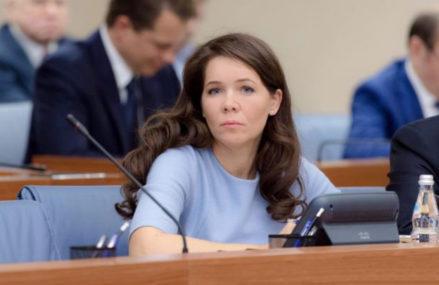 Анастасия Ракова рассказала об изменениях в социальной сфере столицы