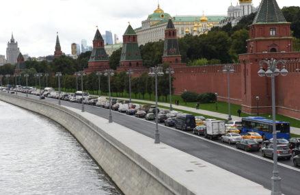 Набережная Москвы‑реки станет полностью доступной для пешеходов в течение пяти лет