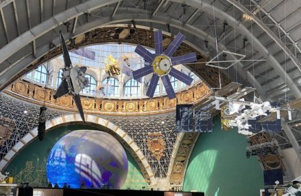 Музеи, планетарии и обсерватории Москвы.