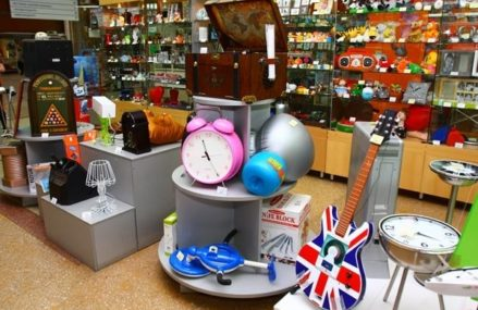 14 московских магазинов, где продаются необычные подарки