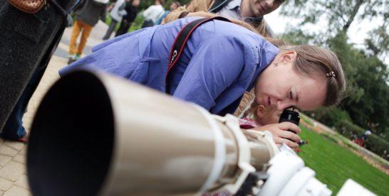 Сад астрономов откроют в парке «Сокольники»