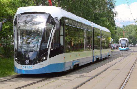 С 21 июля в САО и ВАО изменятся маршруты трамваев