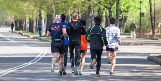 Бегом по парку: лучшие спортивные дорожки для утренних и вечерних пробежек