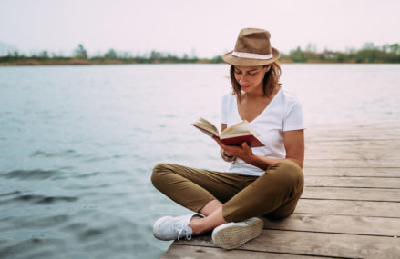 В каких парках Москвы лучше всего читать книги
