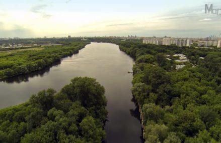Самый закрытый остров Москвы