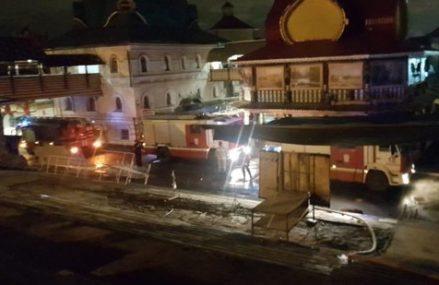 Прокуратура начала проверку по факту пожара в хостеле в Измайлово