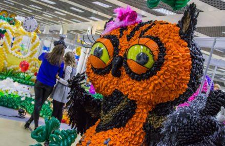 Московский Международный Фестиваль воздушных шаров