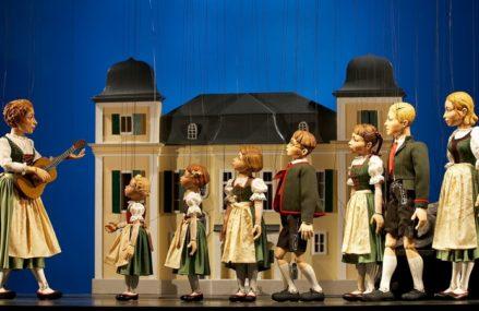 Московский международный фестиваль театров кукол «Гефест» пройдёт с 25 по 31 октября.