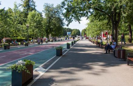 Новый парк появится на Сокольнической площади в Москве