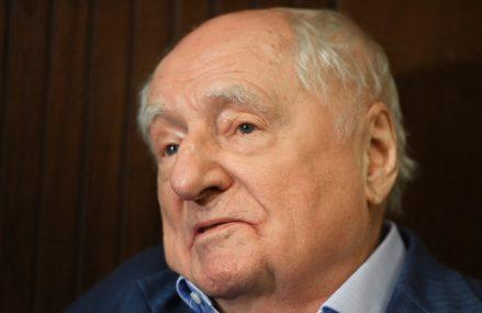 Прощание с Марком Захаровым состоится 1 октября в «Ленкоме»