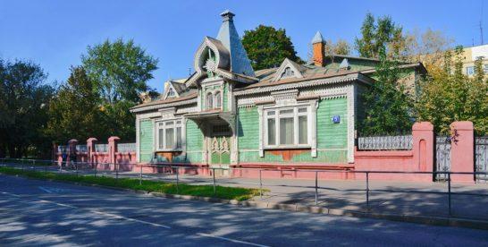 Югендстиль, псевдоготика и авангард. Шесть главных зданий Сокольников