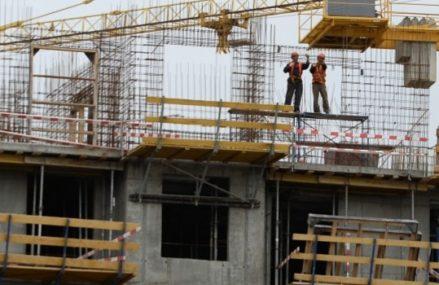 Жилой комплекс возводят в районе Измайлово по программе реновации